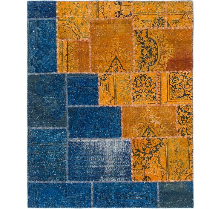 5' x 6' 3 Ultra Vintage Persian Rug