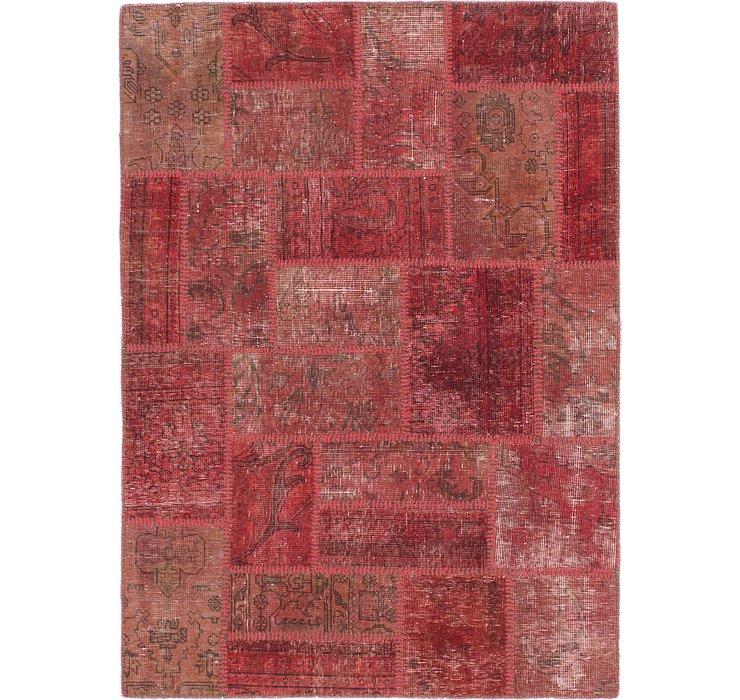 3' 9 x 5' 2 Ultra Vintage Persian Rug