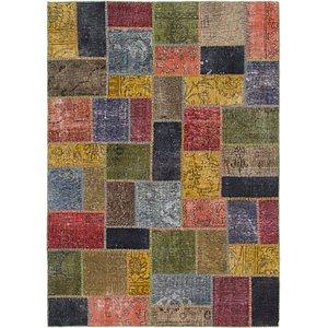 5' x 7' Ultra Vintage Persian Rug