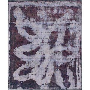 8' 10 x 10' Ultra Vintage Persian Rug