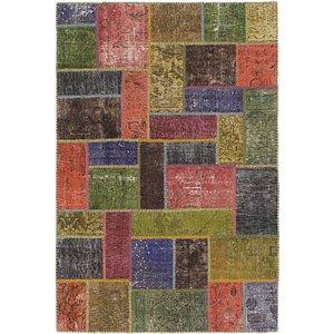 4' 2 x 6' 2 Ultra Vintage Persian Rug