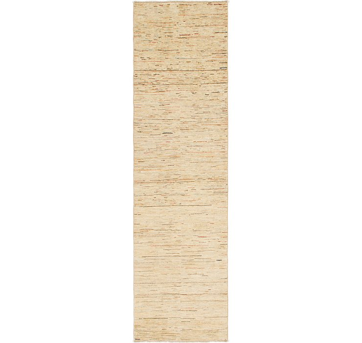 2' 9 x 9' 7 Modern Ziegler Runner Rug