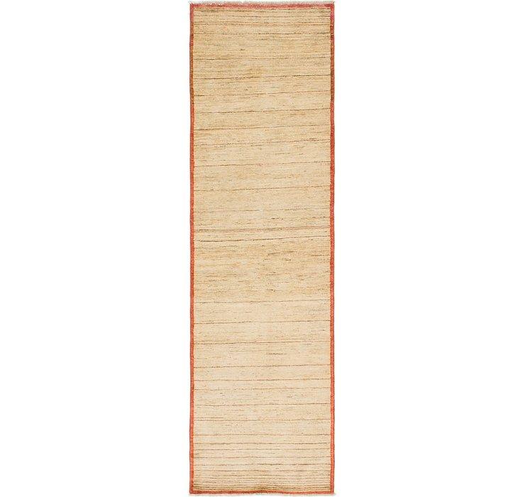 2' 10 x 9' 8 Modern Ziegler Runner Rug