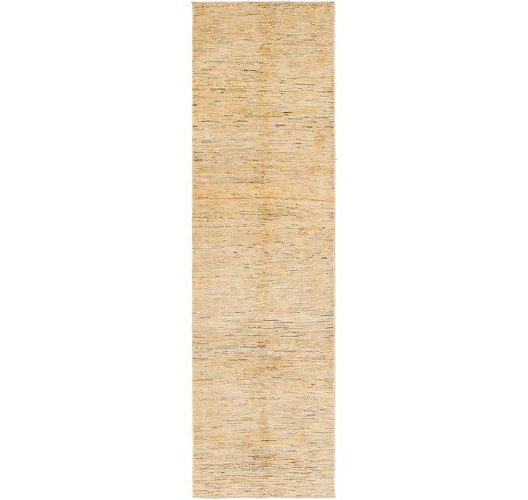 2' 8 x 9' 7 Modern Ziegler Runner Rug