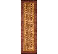 Link to 2' 8 x 9' 6 Kashkuli Gabbeh Runner Rug
