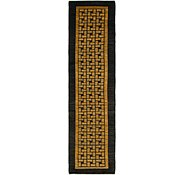 Link to 2' 7 x 10' 2 Kashkuli Gabbeh Runner Rug