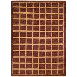 Unique Loom 5' 7 x 7' 8 Modern Ziegler Rug