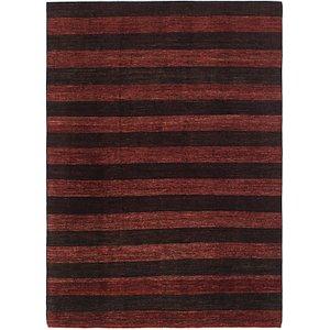 Unique Loom 6' 6 x 8' 10 Kashkuli Gabbeh Rug