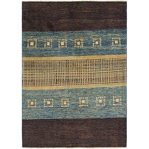 Unique Loom 6' 2 x 8' 8 Kashkuli Gabbeh Rug