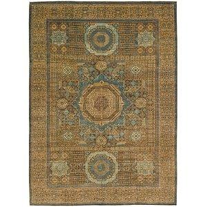 Unique Loom 10' 2 x 14' Mamluk Ziegler Oriental...