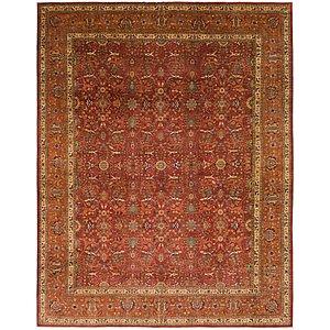 Unique Loom 11' 10 x 15' Peshawar Ziegler Orient...