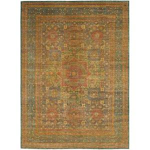 Unique Loom 9' 10 x 13' 7 Mamluk Ziegler Oriental...