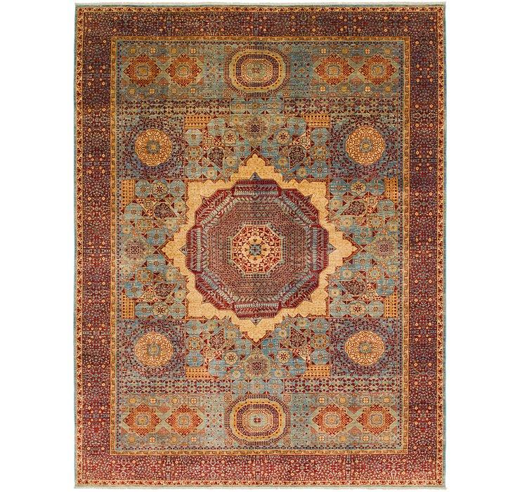 10' x 12' 10 Mamluk Ziegler Oriental...