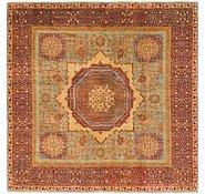 Link to 9' 8 x 10' Mamluk Ziegler Oriental Square Rug
