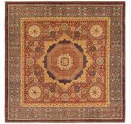 Link to 9' 8 x 9' 9 Mamluk Ziegler Oriental Square Rug