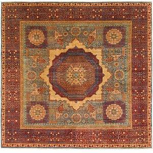 Unique Loom 9' 10 x 10' 2 Mamluk Ziegler Oriental...