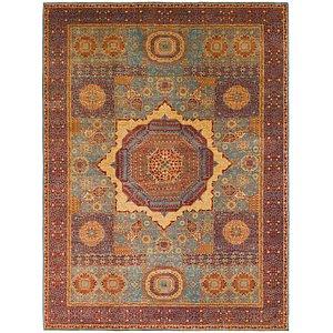 Unique Loom 10' 3 x 13' 7 Mamluk Ziegler Oriental...