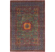 Link to 6' 9 x 10' Mamluk Ziegler Oriental Rug