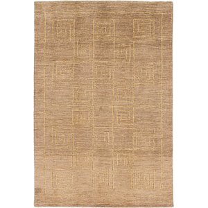 Unique Loom 5' 9 x 8' 5 Kashkuli Gabbeh Rug