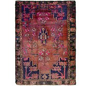 Link to 4' x 5' 4 Hamedan Persian Rug