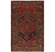 Link to 4' x 6' 3 Tuiserkan Persian Rug