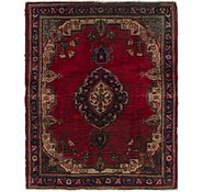 Link to 4' 9 x 5' 10 Tabriz Persian Rug