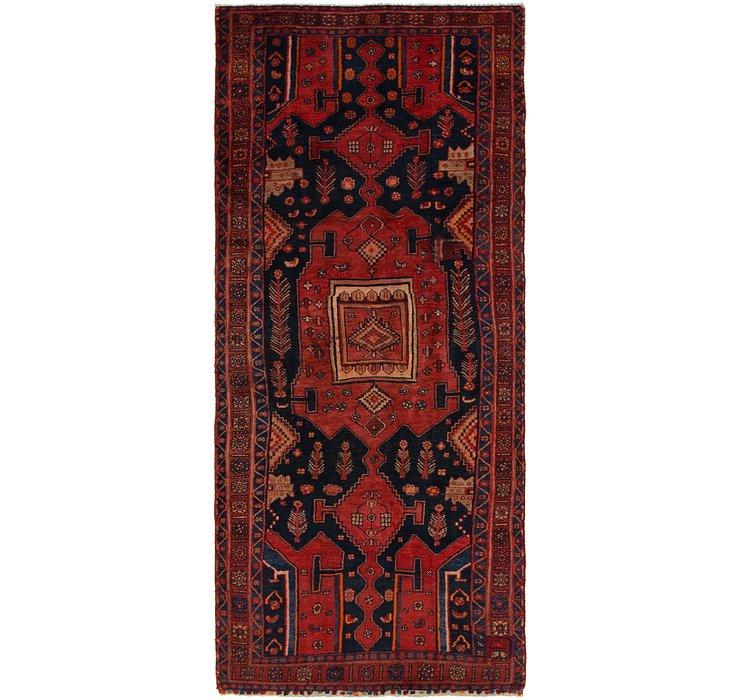 3' 10 x 9' 2 Sirjan Persian Runner Rug