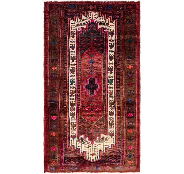 4' 5 x 8' 3 Shiraz Persian Rug