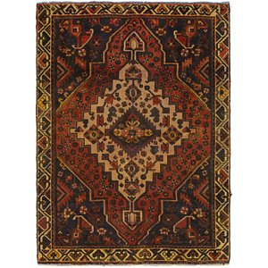 Link to 4' 10 x 6' 6 Bakhtiar Persian Rug item page