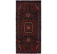 Link to 122cm x 282cm Shiraz Persian Runner Rug