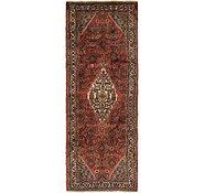 Link to 3' 7 x 9' 5 Hamedan Persian Runner Rug
