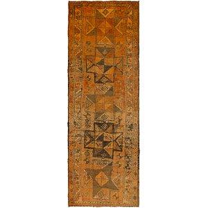 4' x 12' Shiraz Persian Runner Rug