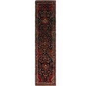 Link to 3' 4 x 15' 9 Hamedan Persian Runner Rug
