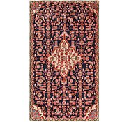Link to 3' 6 x 6' 3 Hossainabad Persian Rug