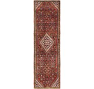 Link to 2' 9 x 9' 2 Hossainabad Persian Runner Rug