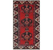 Link to 3' 6 x 6' 5 Shiraz Persian Rug