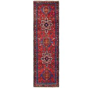 Link to 2' 5 x 7' 10 Gharajeh Persian Runner Rug
