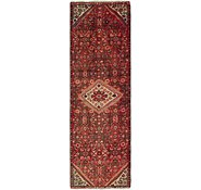 Link to 2' 10 x 9' Hossainabad Persian Runner Rug