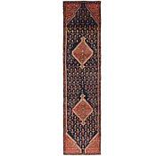 Link to 2' 8 x 11' 9 Mazlaghan Persian Runner Rug