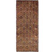 Link to 3' 4 x 8' Hamedan Persian Runner Rug