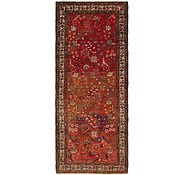 Link to 3' 7 x 8' 5 Roodbar Persian Runner Rug