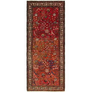 3' 7 x 8' 5 Roodbar Persian Runner ...