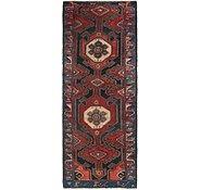 Link to 105cm x 275cm Hamedan Persian Runner Rug