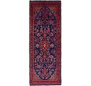 Link to 3' 6 x 10' Mahal Persian Runner Rug