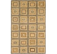 Link to HandKnotted 6' 6 x 10' Modern Ziegler Rug