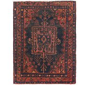 Link to 3' 6 x 4' 7 Hamedan Persian Rug