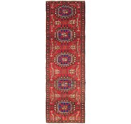 Link to 2' 5 x 8' 6 Shiraz Persian Runner Rug