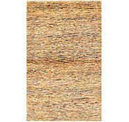 Link to HandKnotted 3' 7 x 5' 10 Modern Ziegler Rug