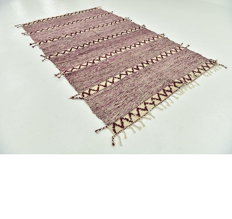 6' 2 x 10' Moroccan Rug