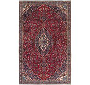 Link to 5' 3 x 8' 7 Mashad Persian Rug